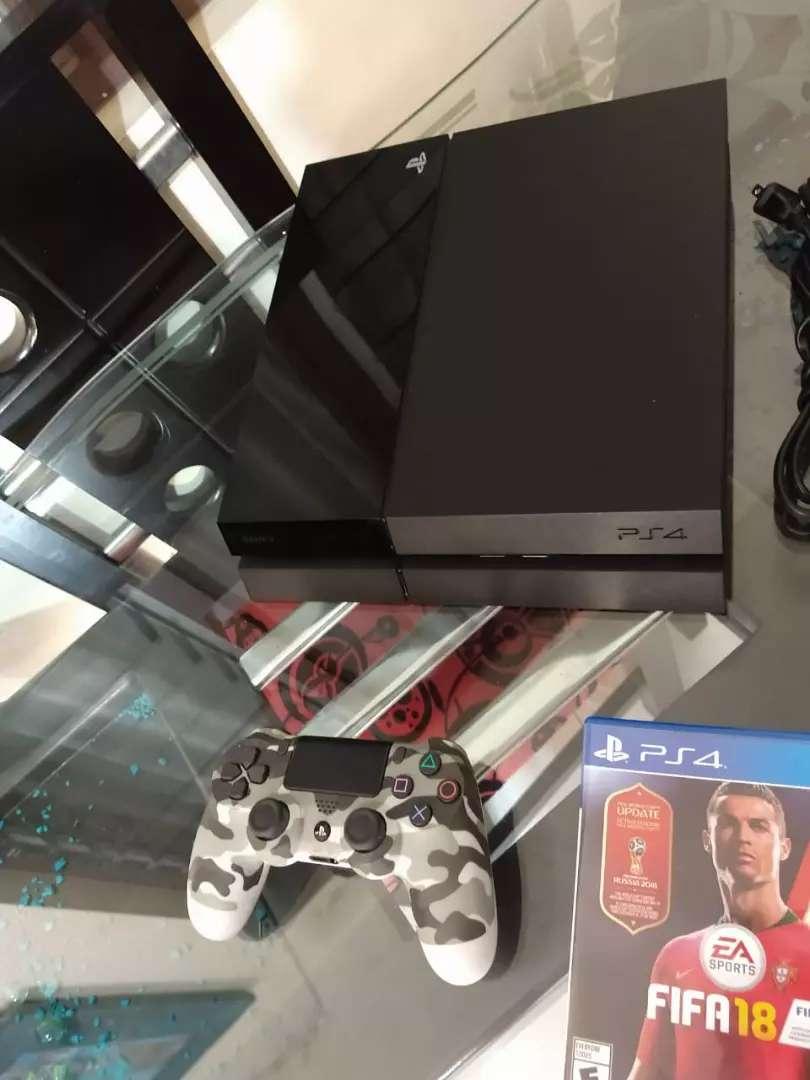 Vendo PS4 Playstation 4