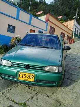 Vendo Volkswagen Gol Cl MT 1600cc