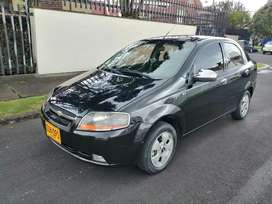 Chevrolet Aveo Sedan Modelo 2013