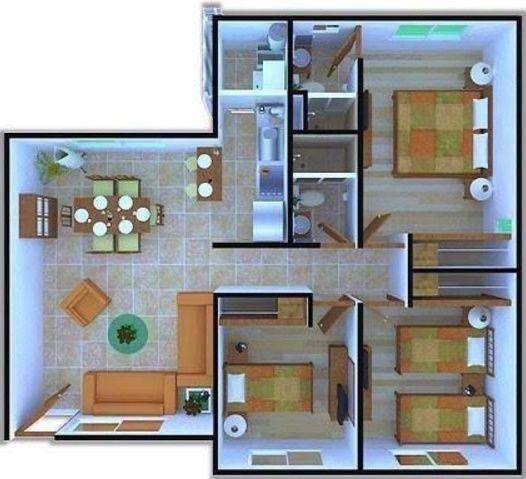 Vendo Apartamento 0