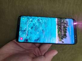 Vendo Samsung Galaxy S8 usado. Único dueño.