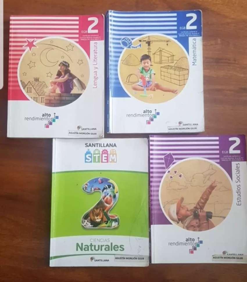 Libros 2 y 3 de básica 0