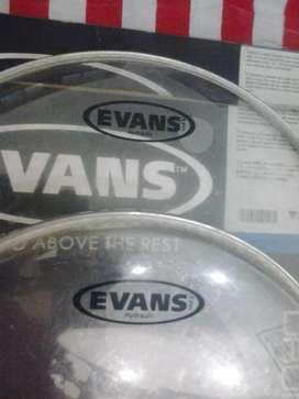 Evans Hydraulic Glass 12 y 14 - Poco Uso