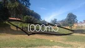 VENDO LOTE 1.000M2
