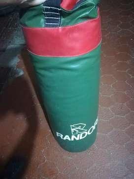 Vendo bola de boxeo marca Randori