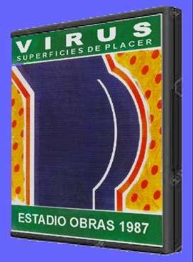 VIRUS, Estadio Obras 87