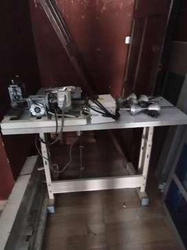 Maquina selladora de tapabocas