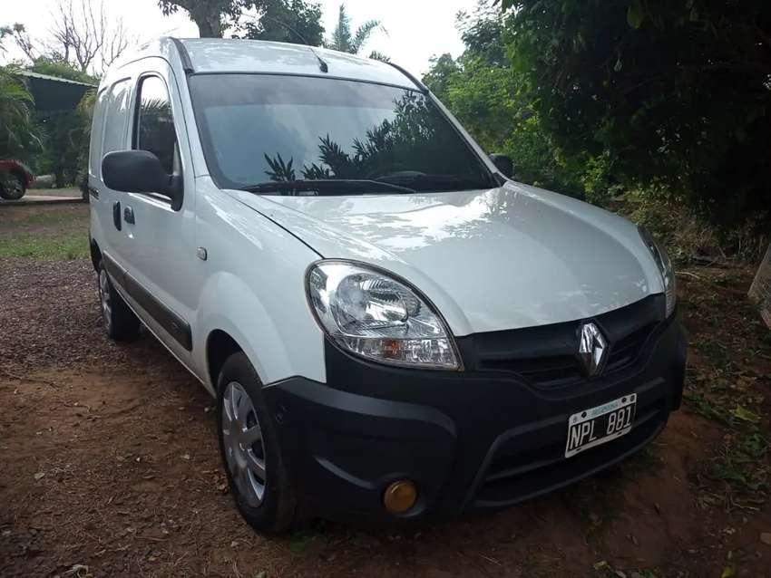 Renault Kangoo furgón 2014