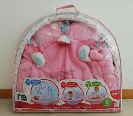 Gimnasio Mothercare 3 Etapas para Bebes