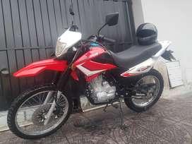 Vendo MOTOMEL SKUA 150CC MID20¡400KM NUEVA