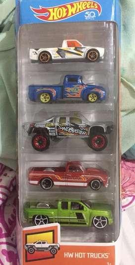 Hw Hot trucks de Hot Wheels