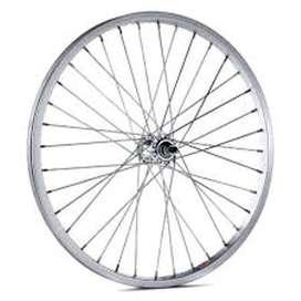 Armado y centrado de ruedas de bicicleta