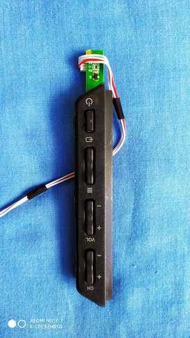 Vendo Botonera Tv Kalley K- LED32HDSD