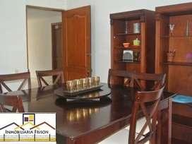 Alquiler de Apartamentos Amoblados en los Balsos el Poblado Cód. 6188