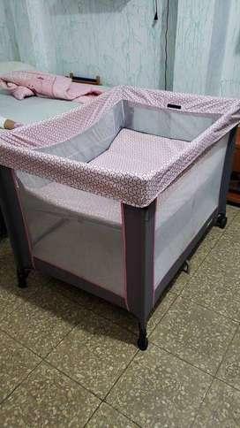 Cuna corral para niña Born