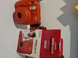 Vendo NUEVA mini Intax 8 cámara fotografica