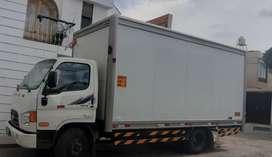Alquilo camión 5 toneladas