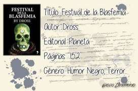 Libro festival de la blasfemia