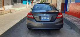 Vendo honda Civic, 2012