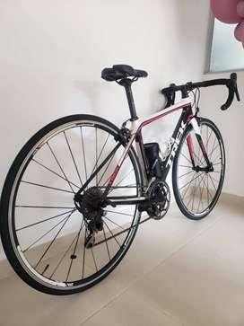 Bicicleta carbono Trek Talla S