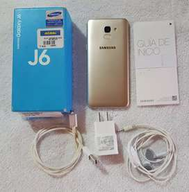 Vendo Samsung Galaxy J6 32gb