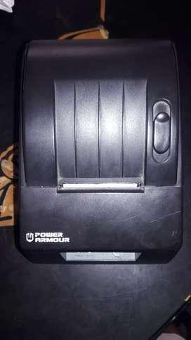 Se vende Impresora termica
