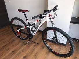 Bicicleta cannondale 29