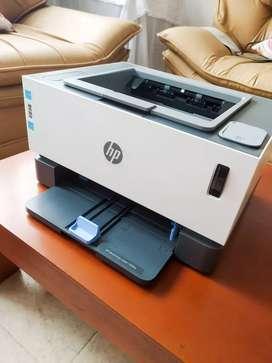 Impresora hp neverstop láser 1000 w poco uso