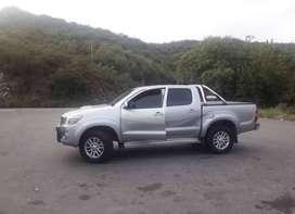 Toyota Hilux 2015 3.0 pack cuero
