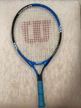 "Raqueta de Tenis Wilson 23"" para niño"