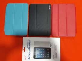Estuche IPAD Mini inteligente smart case para iPad mini 2 y 3 con protector de pantalla