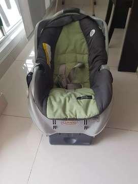 Silla de bebé para vehiculo