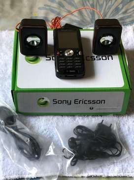 Clasico sony ericcson w 810 nuevo