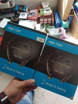 Manos Libres Bluetooth Audifono Para Llevar En El Cuello HBS 730T