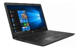 "NOTEBOOK HP 250G7 - INTEL i5 8265u- RAM 4GB - HDD 1TB - Pantalla 15.6"" - FREE DOS"