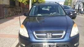 Vendo Camioneta HONDA CRV-EX modelo 2005