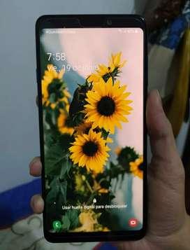 Vendo Samsung Galaxy A9 2018 128GB .