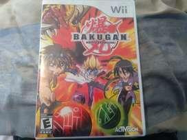 Bakugan Battle Brawlers para el Wii