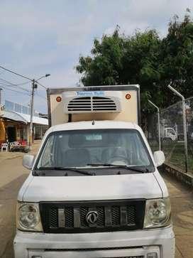 Camioneta Furgon termoking