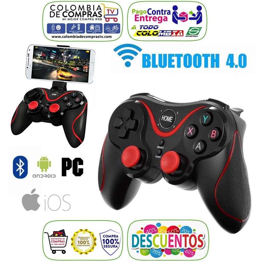 Control Juegos Bluetooth, Original, Smartphones Y Pcs Nuevos, Originales, Garantizados. 0