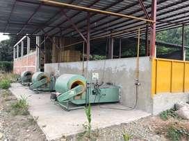 Secadoras de Cacao Arroz Maiz