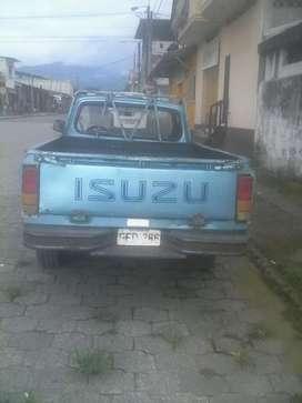 Vendo una camioneta marca Isuzu modelo 77 motor 1.600
