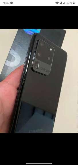 Samsung Galaxy S20Ultra nuevo factura y garantía