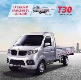 SHINERAY T30 CABINA SIMPLE