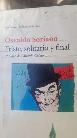 TRISTE Y SOLITARIO FINAL (nuevo)