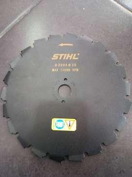 Sierra Circular Stihl Original 22 Dientes Tipo Cincel