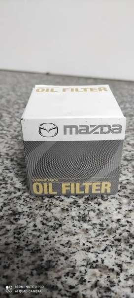 Filtro de aceite mazda 3