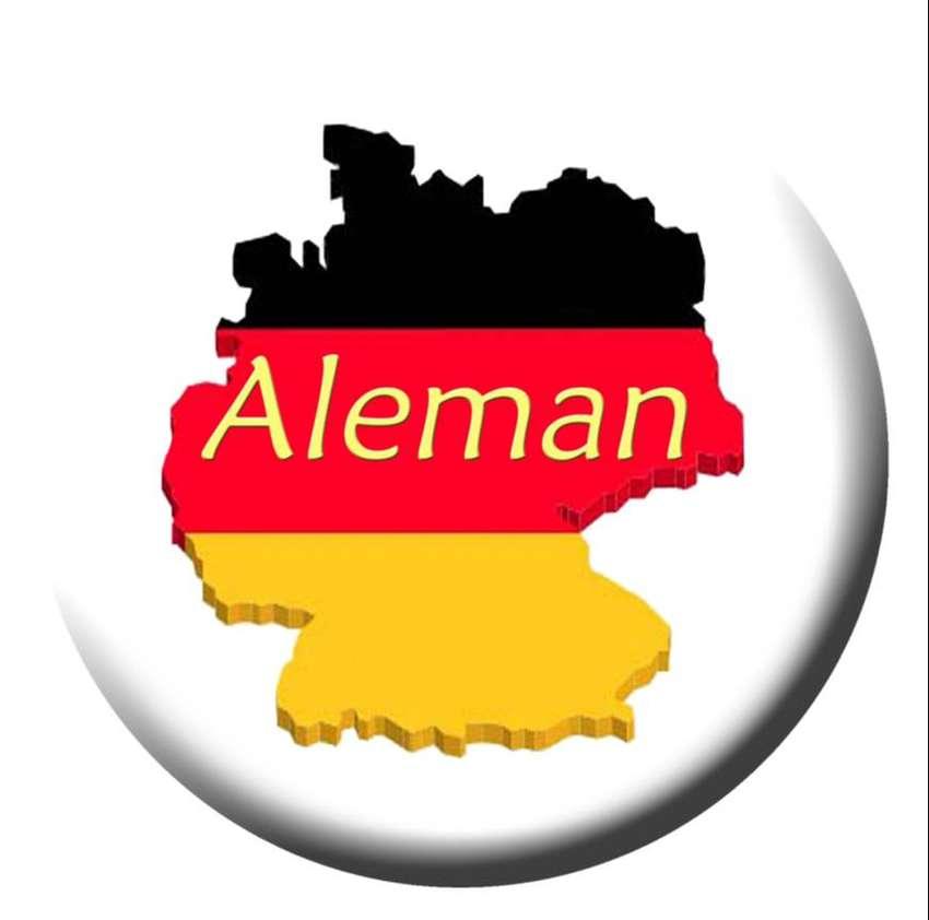 CLASES de Alemán. Prep examen internacional