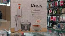 Licuadora de mano Dinax