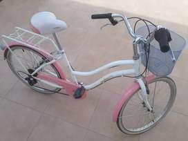 Bici estilo playera